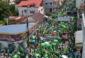 Marcha Verde |  Acusan a Danilo Medina de manipular evidencias caso Odebrecht