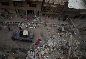 Irak acusa a ISIS de ataque químico en Mosul