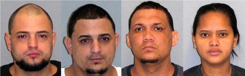 Dominicanos condenados por dirigir banda de narcotráfico en Nueva Jersey
