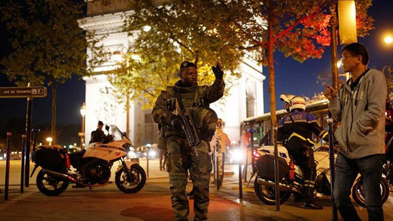 Paris   Tiroteo deja dos muertos y dos heridos