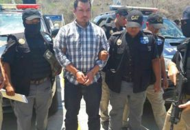 Guatemala arresta poderoso líder de Mara Salvatrucha