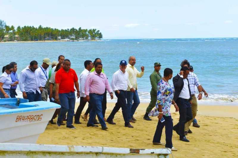Playas de Samaná serán rescatadas por el Ministerio de Medio Ambiente
