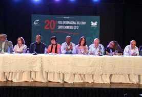Cultural   Feria del Libro reúne poetas del mundo en Villa Juana