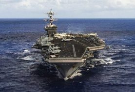 Estados Unidos despliega barcos de guerra a la península de Corea