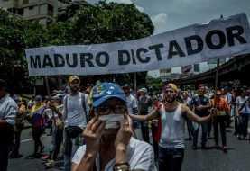 Venezuela | Tres muertos en masiva jornada de protestas