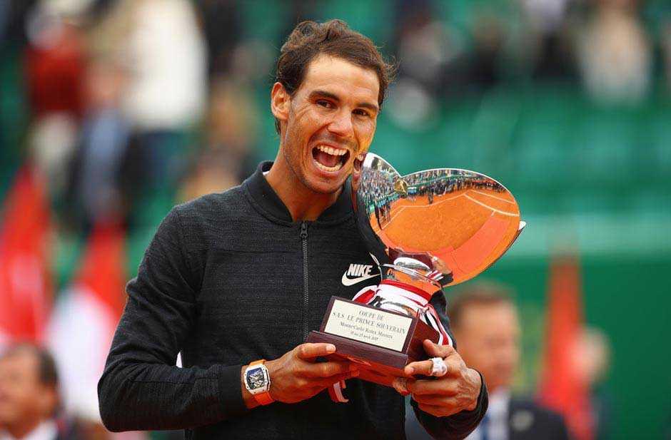 Noticias deportivas | Nadal gana Master 1000 de Montecarlo