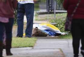California | Tiroteo deja al menos 3 muertos