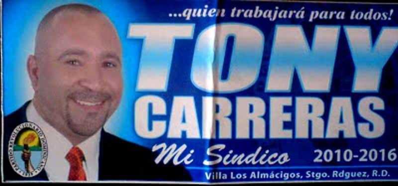 Ministerio Público pone bajo arresto a alcalde de Villa Los Almácigos