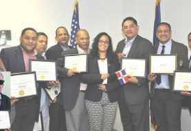Asamblea NY reconoce destacados periodistas dominicanos