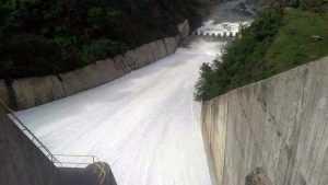 Inician desagüe preventivo de la presa de Tavera