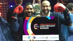 RD gana primer lugar en competencia de emprendimiento en Singapur