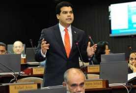 Arnaud critica tardanza sobre decisión de interpelar al Ministro de Obras Públicas