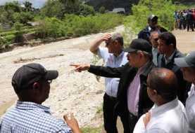 Lluvias | Danilo Medina recorre provincias afectadas y supervisa asistencia