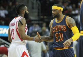Escogen unánime a James-Harden para equipo de estrellas NBA