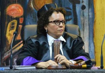 Juez presenta denuncia contra Miriam Germán Brito
