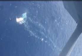 Rescatan dos náufragos en el mar Caribe