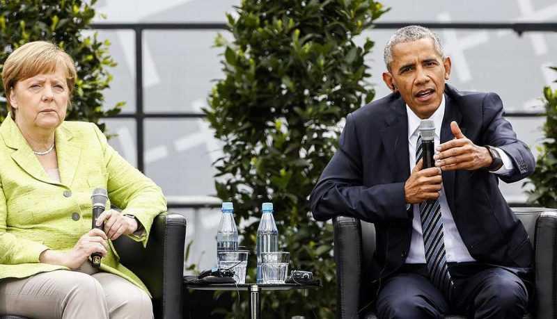 """Barack Obama: """"No podemos ocultarnos tras un muro"""""""