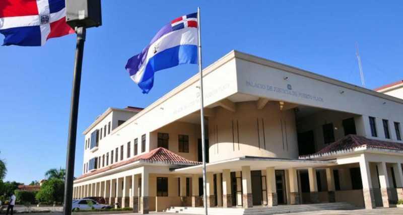 Palacio de Justicia Puerto Plata