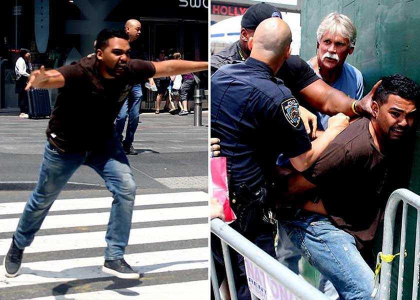 Richard Rojas es acusado de asesinato en Nueva York