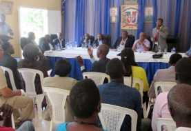Alcaldes RD y Haití se reúnen para buscar salida a conflictos