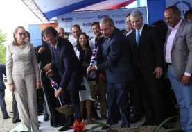 Danilo Medina da inicio a Ciudad Juan Bosch Santiago