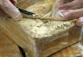 DEA confisca heroína ligada con fentanilo a dominicanos