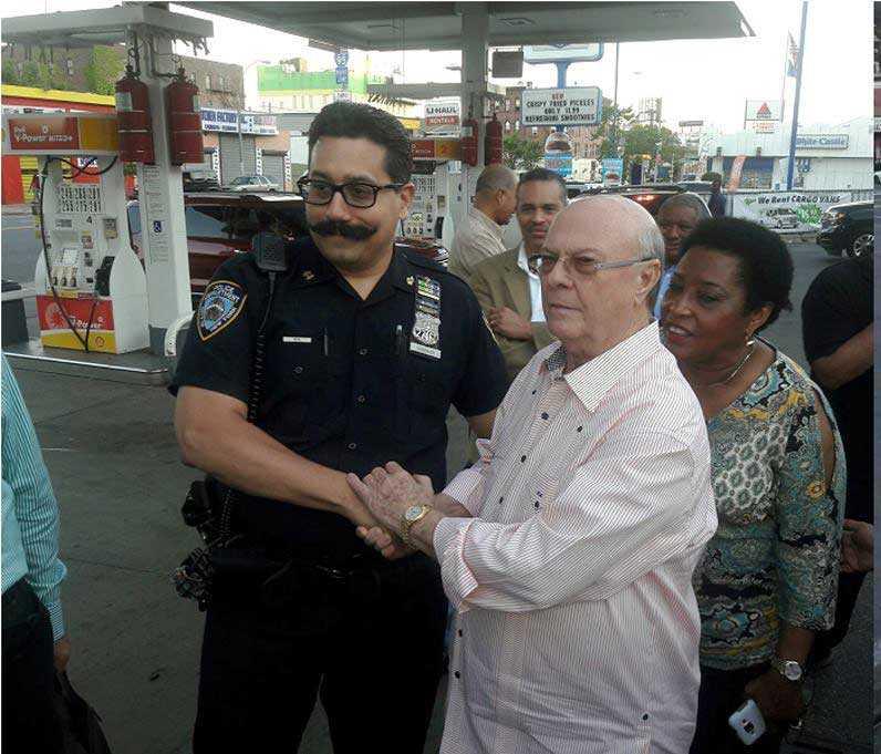 Hipólito Mejía dice en Nueva York que RD va rumbo a una hecatombe