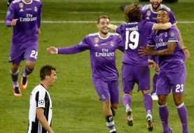 Con 2 goles de Ronaldo,  Real Madrid,  aplasta  Juventus 4-1