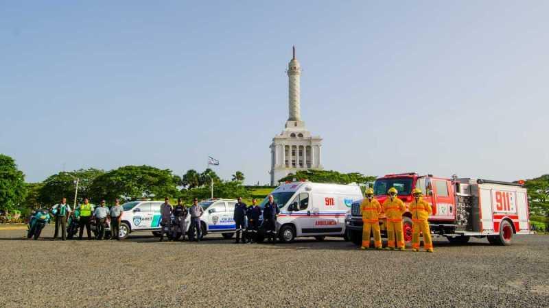 Inicia en Santiago y Puerto Plata sistema de emergencias 911