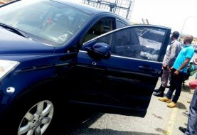 PN investiga tiroteo en la avenida 27 de Febrero