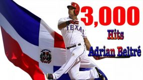 Adrian Beltré hace historia en el beisbol de Grandes Ligas