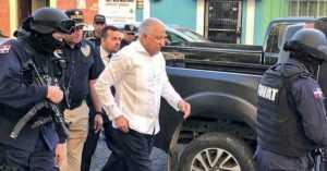 Declaran inadmisible habeas corpus exsenador Andrés Bautista