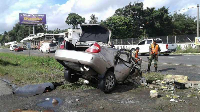 Niños y jóvenes más afectados en accidentes de tránsito