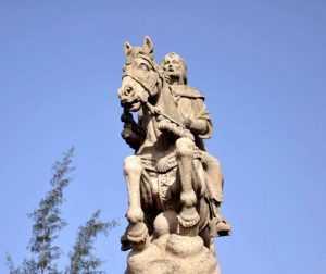 Celebran festividad Patrón Santiago