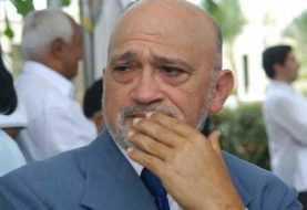 Fulgencio Espinal falleció en un accidente de tránsito