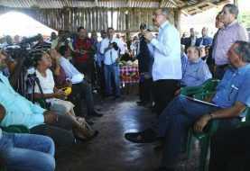 Gobierno apoya ganaderos de Río San Juan