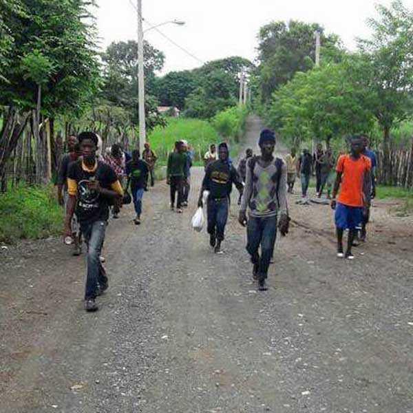 Preocupa desorden migratorio en la frontera dominicana