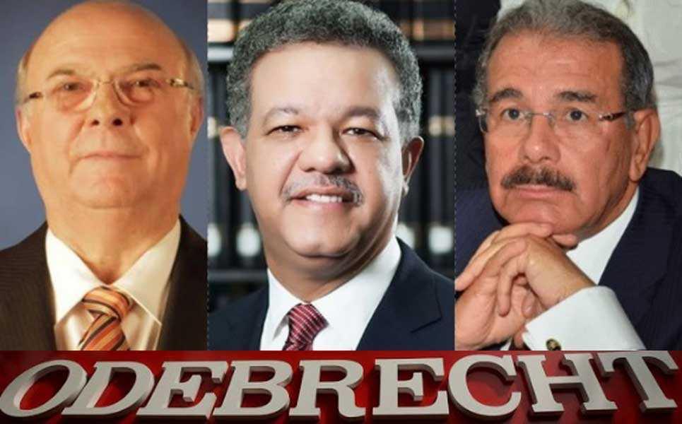 Dominicanos en NY esperan que Hipólito, Danilo y Leonel sean investigados