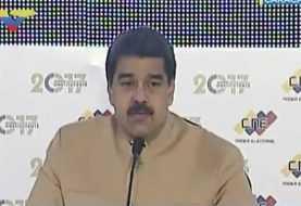 Presidente Maduro dice no le interesan sanciones de EEUU