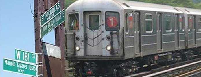 Dominicanos en Nueva York temen abordar trenes