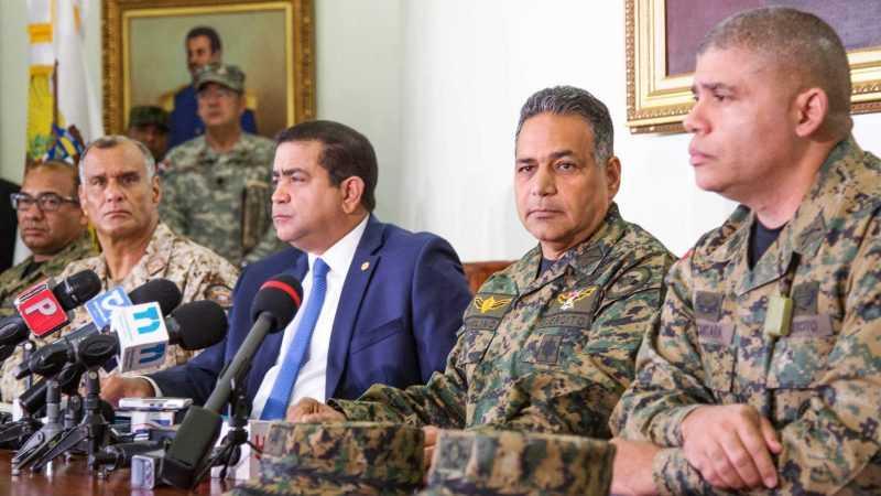 Ministerio de Defensa dice mantiene estricto control en la frontera