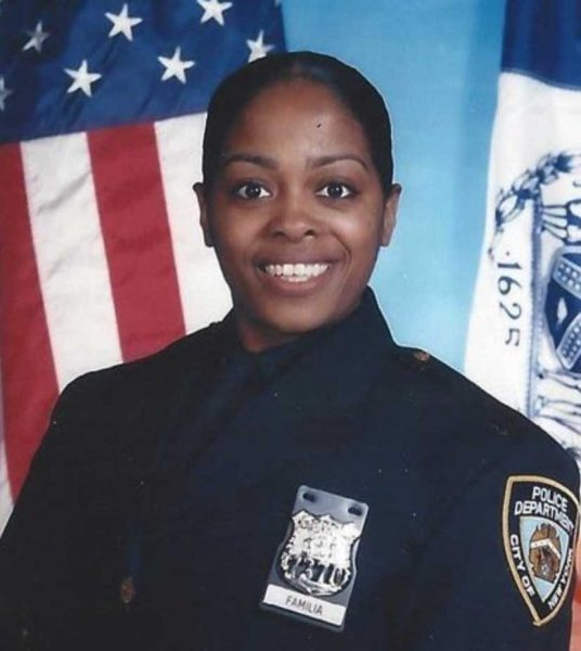 Policía de origen dominicano es asesinada en Nueva York