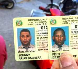 Desconocidos matan dos policías en San José de Ocoa