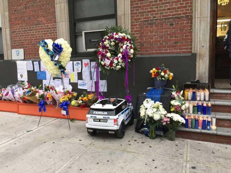 En últimos tres años han asesinado varios policías en Nueva York