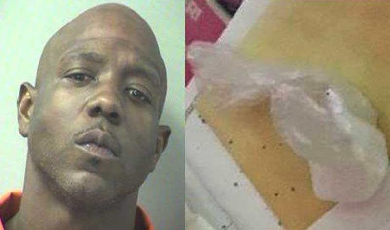 Hombre llama a la policía en Florida para reportar robo de droga