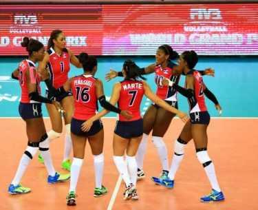 Deportes: Reinas del Caribe derrotan a Bélgica