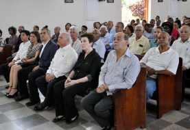 Sonia Guzmán resalta dotes de Antonio Guzmán