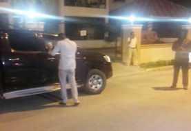 Allanan apartamento madre Marlon Martínez por caso Emely Peguero