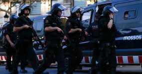 """Abaten a cinco autores de un """"ataque terrorista"""" cerca de Barcelona"""