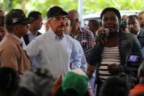 Hato Mayor: Gobierno apoyará titulación, producción cacao y chinola